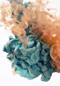 Stunning Photography of Metallic Ink Clouds by Albert Seveso_6 @ GenCept #photography #metallics