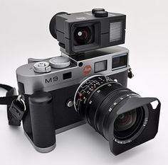 Love For Leica - Leica M9 fully loaded #big #gun #leica #photography