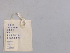 POST DESIGN 2012 BY ALBERTO BIAGETTI