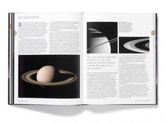 Wonders of the Solar System « Studio8 Design #publication #grid #photography #minimal #typography