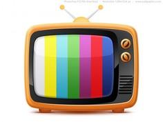 Retro tv icon (psd) Free Psd. See more inspiration related to Icon, Retro, Icons, Orange, Tv, Psd, Multimedia, Tv icon and Horizontal on Freepik.