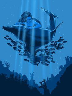 The Underwater Fantasy