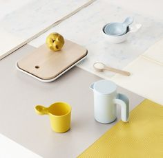 Kitchenware Collection by Ole Jensen #modern #design #minimalism #minimal #leibal #minimalist