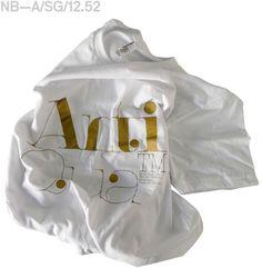 NBAnti T GW1 #shirt #neubau #typography