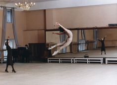 Nikolai Tsiskaridze trained by Galina Ulanova #bodies #dance #ballet #art