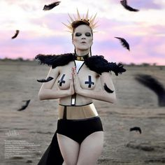 Jesús Herrera — Photography #mexico #black #photography #gold #fashion