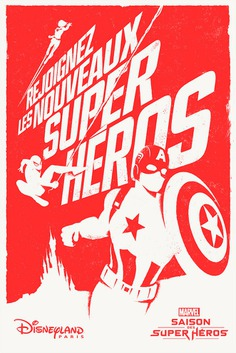 MARVEL – SUPER HERO SEASON