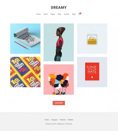 Dreamy – Biggest Portfolio