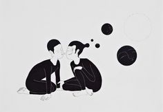 Moonassi – Illustration inspiration on MONOmoda