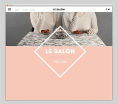 Le SALÓN on Behance