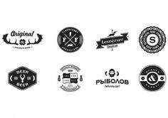 Graphic-ExchanGE - a selection of graphic projects #logos #folky #paul