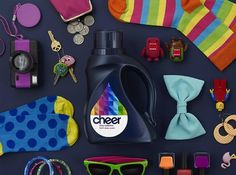 Follow-Up: Cheer - Brand New #packaging #cheer #landor #redesign