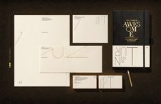 Turnstyle | Design, Graphic Design, Web Design, Information Design | Turnstyle Stationery #identity #design #graphic #branding