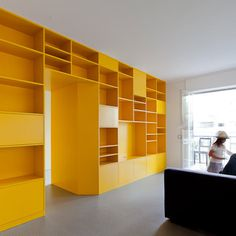 """Image Spark Image tagged """"furniture"""" Ivo_ #bookcases #interiors #architecture"""