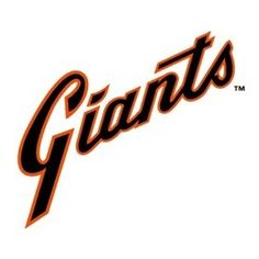 San Francisco Giants Script Logo – Juggle.com #logo #giants #script