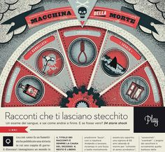 Wired Italy — Two Arms Inc. #texture #illustration #type #web #detail