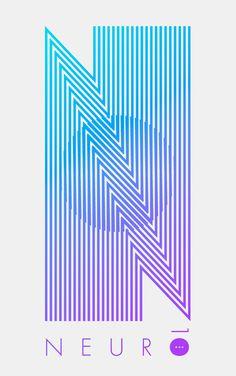 Lorenzo Bezzecchi | Project | neuro10years #poster #lines #minimal