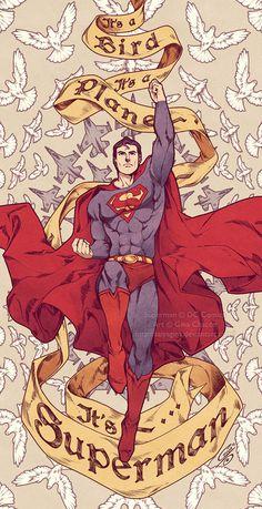 Superman by SaiyaGina | Inspiration DE