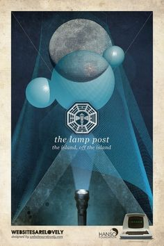 All sizes | The Lamp Post | Flickr - Photo Sharing! #lost #poster
