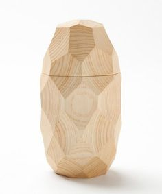mega trendy stacking doll #facets #objects #design #wood #product