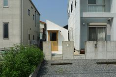 Hut of Inabe by Shinobu Ichihara Architects #minimalist #house