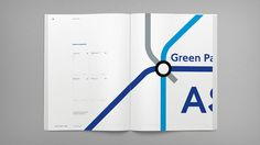 London Underground Asset Development  Brand Identity