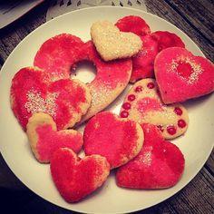 Maggie's Valentine's cookies