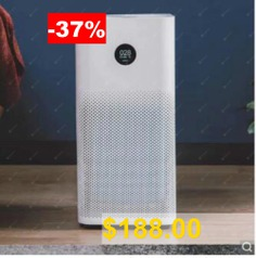 Xiaomi #AC #- #M4 #- #AA #Home #Air #Purifier #2S #OLED #Display #Laser #Particle #Sensor #3-layer #Purification
