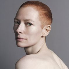 Tilda_Swinton #headshot #tilda #swinton #photography #portrait