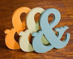 """Ampersands are """"For Like Ever"""" at Oh Dier 