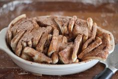 Pull Apart Cinnamon Bread 1 6 #food