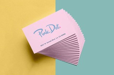 TRUFFL Creative directed the rebrand of Pink Dot, an iconic Los Angeles institution celebrating its 30-year anniversary. Read more about this rebranding and more of the most beautiful designs on mindsparklemag.com