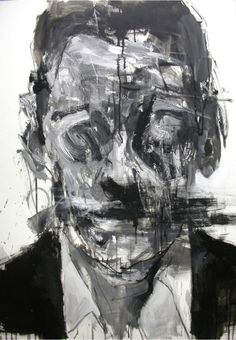 Kim Byungkwan | PICDIT #art #abstract #portrait #painting