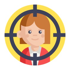 See more icon inspiration related to target, worker, teamwork, team, choice, employee, group, networking and business on Flaticon.