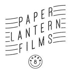 Branding work for Paper Lantern Films by Nicholas Samendinger #lettering #branding #design #vintage #logo #typography