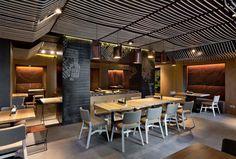 Contemporary Twist to the Interior Design of a Restaurant