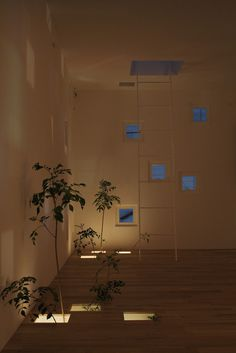 Takeshi Hosaka: Room Room Thisispaper Magazine #spaces