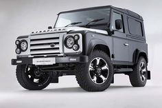 Land Rover Defender 40th Anniversary by Overfinch Is Timeless #LandRover #Defender #Overfinch