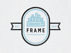 FFFFOUND! | Dribbble - Frame by Tim Boelaars #logo