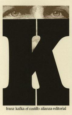 castillo_Franz_Kafka.jpg (imagen JPEG, 418 × 666 píxeles) #gil #castillo #spain #kafka #franz #el #design #daniel #editorial #typography