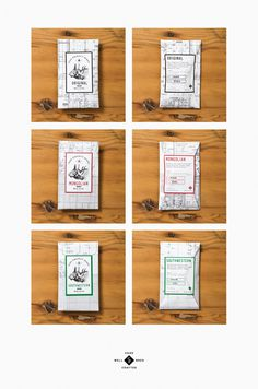 Side Project Jerky on the Behance Network #packaging #jerky #beef #branding