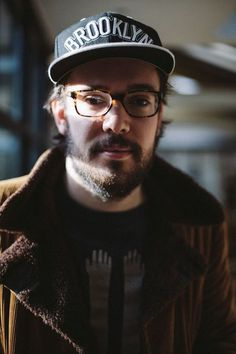 Ben Lovett of Mumford and Sons by Roo Lewis