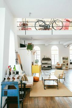 loft life in chicago / sfgirlbybay #interior design #decoration #decor #deco