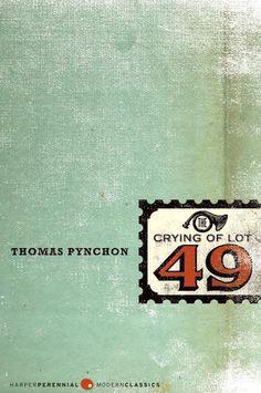 tumblr_letmrzK93m1qerz8po1_500.jpg (430×648) #of #book #the #cover #pynchon #thomas #49 #lot #crying