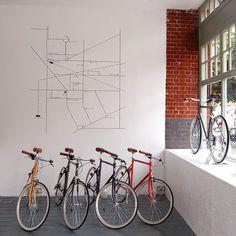 Freunde von Freunden #bikes