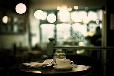 La Fourchette (encore..) | Flickr - Photo Sharing! #photography #cafe #bokeh