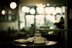 La Fourchette (encore..) | Flickr - Photo Sharing! #cafe #photography #bokeh