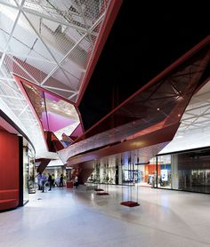 11 emporia shopping centre in malmo by wingardhs #store #mall #archtiecture
