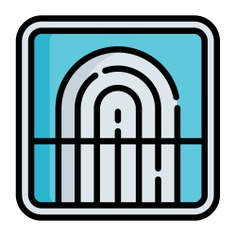 See more icon inspiration related to scan, Tools and utensils, index finger, fingerprint scanning, fingerprint scan, fingerprints, fingerprint, crosshair, focus, electronics, finger, fingers, security and technology on Flaticon.