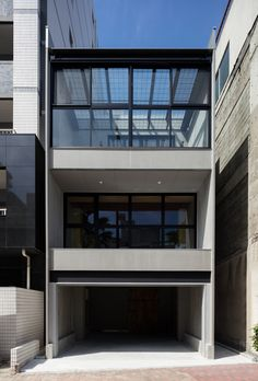 Kotemon Building by MOVEDESIGN
